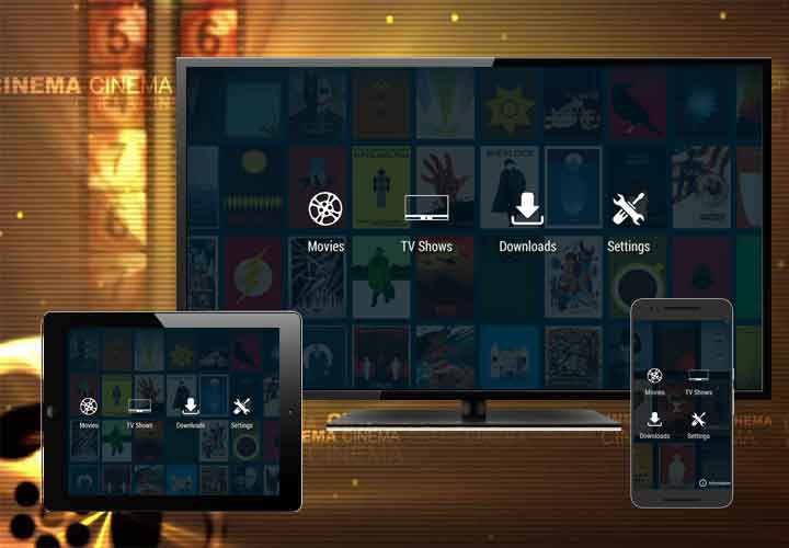 Morph TV on all devices